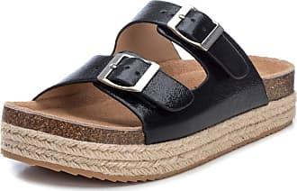 Refresh Womens 69926 Open Toe Sandals, Black (Negro Negro), 5.5 UK