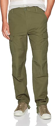Obey Mens Recon Cargo Pant, Army, 30