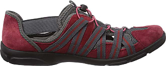 Romika Womens Traveler 01 Low-Top Trainer Red Rot (rot 400) Size: 8.5