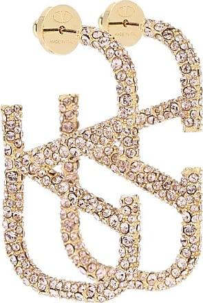 Valentino Garavani VLOGO embellished earrings