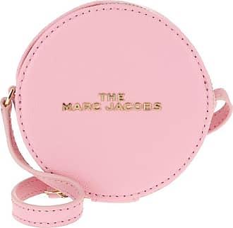 Marc Jacobs The Hot Spot Medium Round Crossbody Bag Pink Anemone Umhängetasche rosa