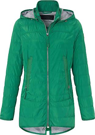 Fuchs Schmitt Quilted coat detachable hood Fuchs & Schmitt green