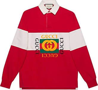 Gucci Polo Extragrande de Algodón Logo Gucci c73512065892e