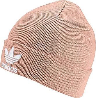 2fad39e96f8b4e adidas Trefoil Mütze Damen Rosa OSFW (Einheitsgröße für Damen)
