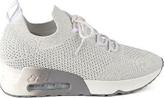 Ash Lunatic Knit White Sneaker - UK 3 | white - White/White