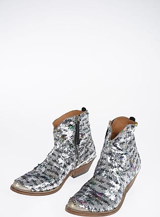 Golden Goose Sequined Ankle Boots size 36