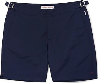 Orlebar Brown Bulldog Mid-length Swim Shorts - Navy