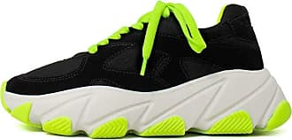 Damannu Shoes Tênis Chunky Sneaker Suellen - Cor: Preto - Tamanho: 36