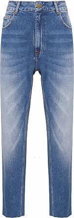 Canal Calça Jeans Icy - Azul
