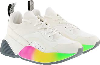 Stella McCartney Eclypse Sneaker White/Rainbow Sneakers weiß