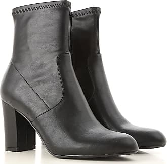 917275ed370 Steve Madden® Leather Boots − Sale: up to −63% | Stylight