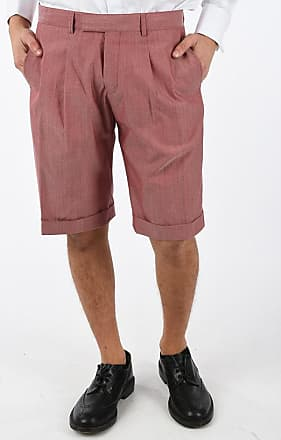 Corneliani CC COLLECTION Cotton and Virgin Wool RESET Bermuda size 50