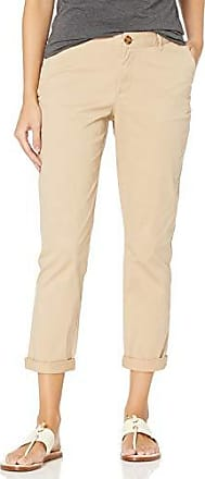 Pantaloni chino a pinocchietto da donna Essentials colore: cachi 40 2 US