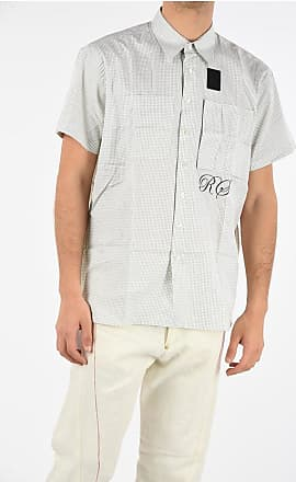 Raf Simons FRED PERRY Checked Shirt size 40