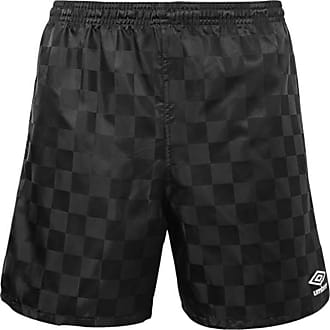 Umbro Mens Classic Checkerboard Shorts