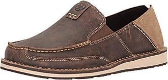 Ariat Ariat Mens Cruiser Slip-on Shoe, Vintage Bomber, 8.5 D US
