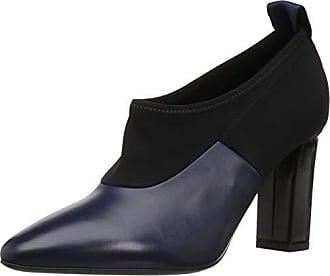 Via Spiga Womens Bayne Ankle Bootie, Midnight Leather, 10.5 M US
