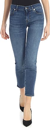 7 For All Mankind Roxanne jeans in dark blue