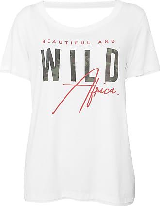 Triton Camiseta Triton Lettering Branca