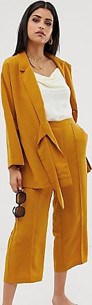 Y.A.S. Tall mustard culottes-Yellow