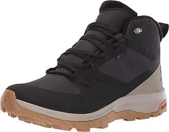 Salomon Womens Shoes Outsnap CSWP Ankle Boots, Black (Black/Vintage Kaki/Gum1a 000), 7 UK