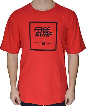 Free Surf Camiseta Free Surf Surfe