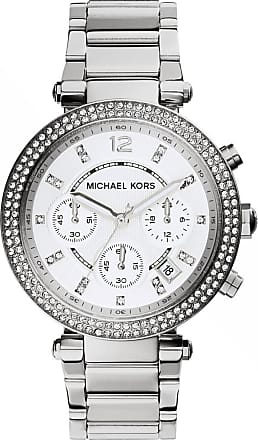 Michael Kors MK5353 Parker Watch Silver-Tone