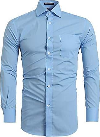 Herren Hemd Business Smoking Fliegenhemd Frackhemd