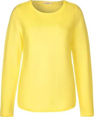 Cecil Pulli im zweifarbigen Look - fresh yellow