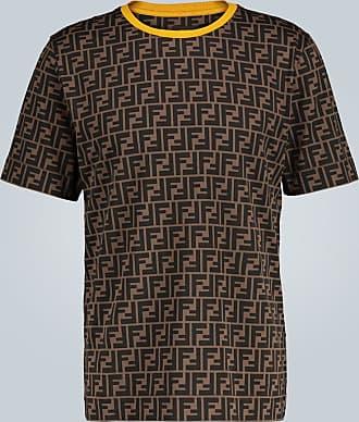 Fendi Short-sleeved T-shirt with logo