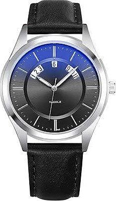 Yazole Relógios De Pulso Masculino De Quartzo Yazole Z 513-S À Prova Dágua (2)