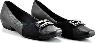 Usaflex Sapato Joanete Care Usaflex AC0806 Preto