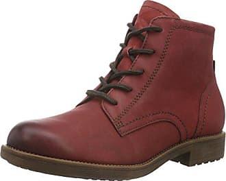 Tamaris Damen 25235 Kurzschaft Stiefel, Rot (Scarlet Nubuc 529), 37 EU e31614b5e2