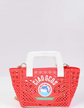 GCDS Rubber Shoulder Bag size Unica
