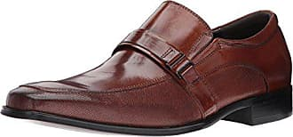 Kenneth Cole Reaction Mens Design 20912 Loafer, Brandy, 12 M US
