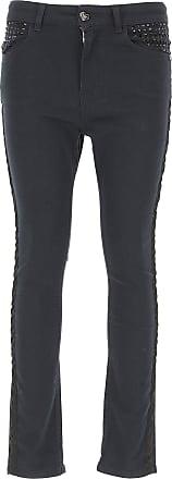 5e179fb7bf1d0f Twin-Set Jeans, Bluejeans, Denim Jeans für Damen Günstig im Outlet Sale,