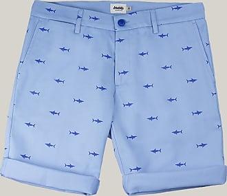 Brava Fabrics Sharks Printed Shorts