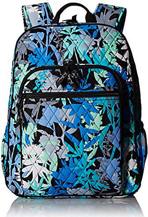 Vera Bradley Campus Tech Backpack, Signature Cotton, Camofloral