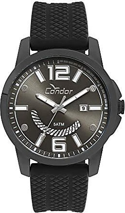 Condor Relógio Condor Masculino Ref: Co2115ktl/k2c Black + Pulseira