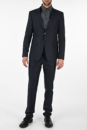 Armani EMPORIO Virgin Wool & Silk Blend SUPREME Suit size 54