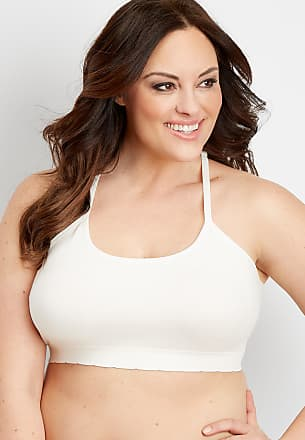 6fa7eb6066186 Maurices Plus Size - Seamless Crochet Back Bralette