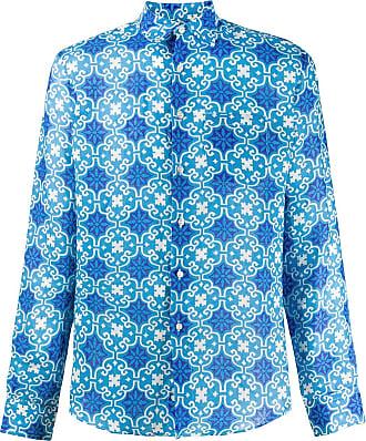 Peninsula Camisa Sperlonga - Azul