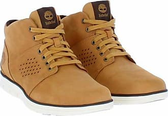 Timberland Herren Bradstreet Leather Sensorflex Chukka Boots, Grau (Steeple Grey Mjf), 43 EU