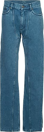 Y / Project XL pocket straight jeans - Blue