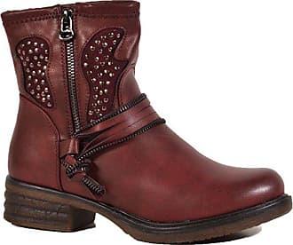 King Of Shoes Sommerstiefel für Damen − Sale: ab 26,90