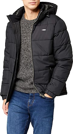 Brandit Mens Beaver Creek Jacket, Schwarz (Black 2), Medium
