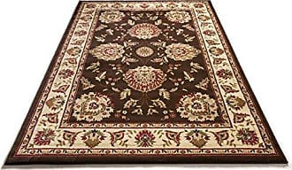 Well Woven 36077 Timeless Abbasi Traditional Persian Oriental Brown Area Rug 710 x 106