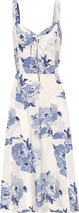 Polo Ralph Lauren Exclusive to Mytheresa - Floral cotton midi dress