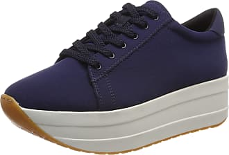 Vagabond Womens Casey Trainers, Blue (Dark Blue 64), 7 UK (40 EU)