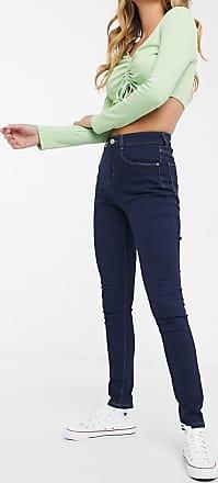 Brave Soul Lucy - Enge Jeans-Blau